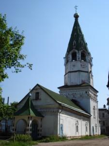 16сл. Тейково, Ильинский храм